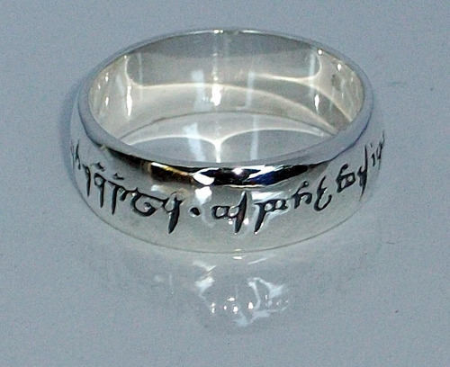 anillos plata los