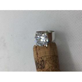 cf951c801be0 Anillo Tipo Compromiso Piedra Swarovski En Plata Fina .925