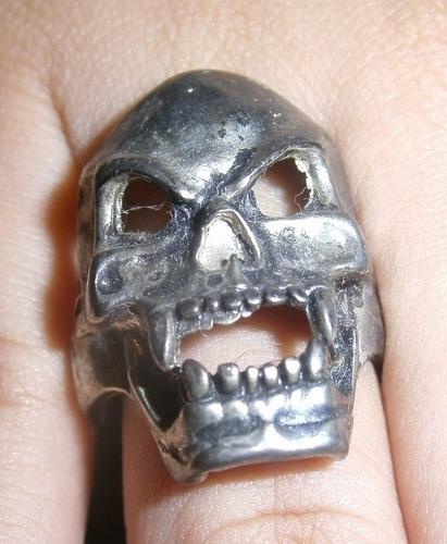 anillos rockeros envejecidos coleccionables5$