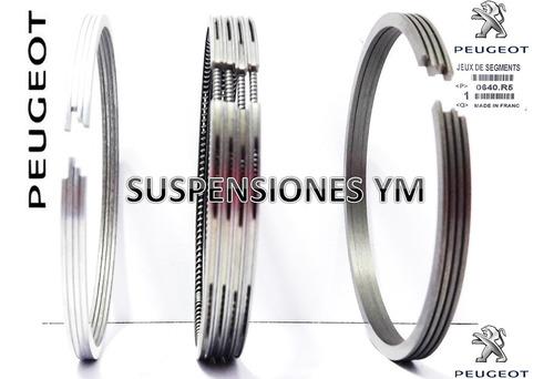anillos std 0.00 de peugeot 206 207 s30 y centauro 1.6