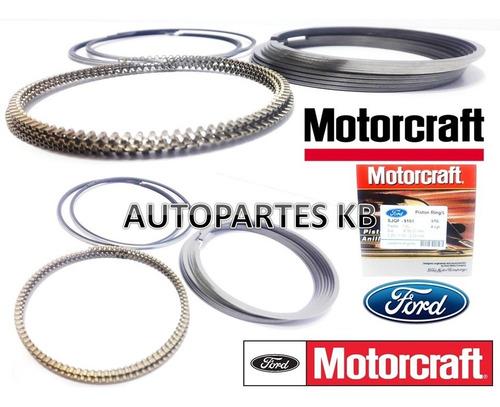 anillos std estandar standar ford fiesta ka eco sport 1.6