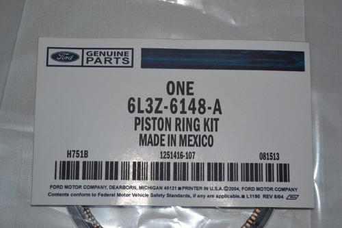 anillos std y a medida  triton 5.4  original ford