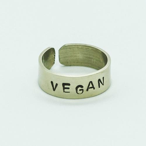 anillos vegan