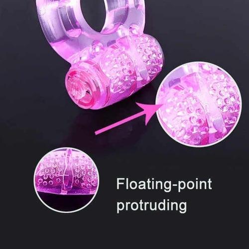 anillos vibrador silicon retardante de eyaculacion adultos