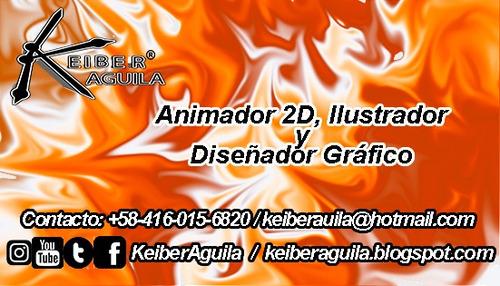 animación 2d y diseño gráfico