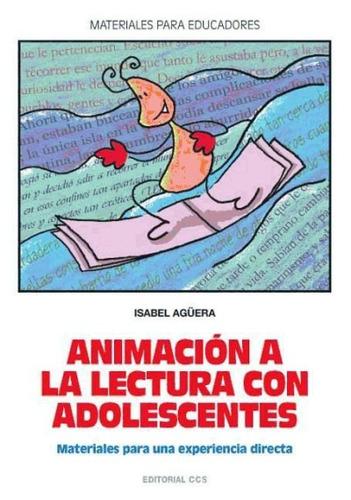 animación a la lectura con adolescentes(libro recursos)