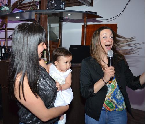 animación adultos casamientos 15 años show fiestas karaoke