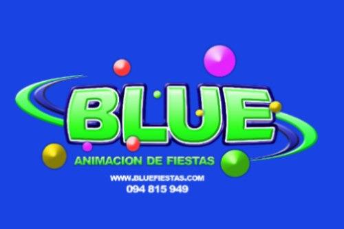 animación blue fiestas: cumpleaños, eventos e inflables.
