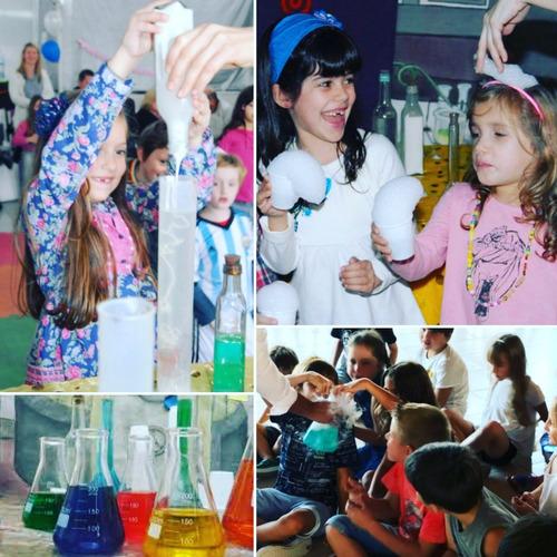 animacion ciencia. cumpleaños cientifico. ciencia divertida