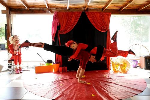 animación circo, show