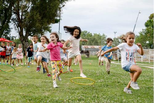 animacion con juegos deportivos y divertidos! campamentos!