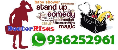 animacion de baby shower y toda clase de eventos