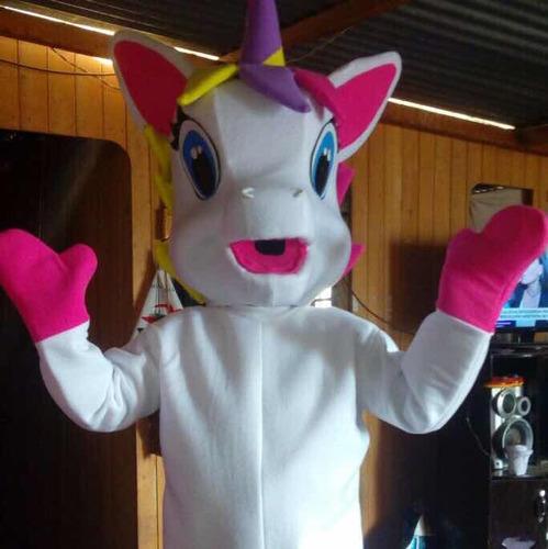 animación de cumpleaños con unicornio & equestria girls