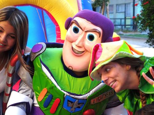 animación de cumpleaños, fiestas infantiles 100% profesional