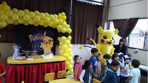 animación de cumpleaños pokemon pikachu