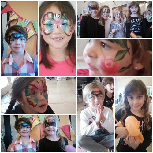 animacion de cumples-zancos y circo burbujas !make up
