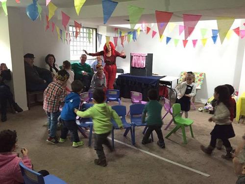 animación de fiestas infantiles-pinta caritas-títeres (...)