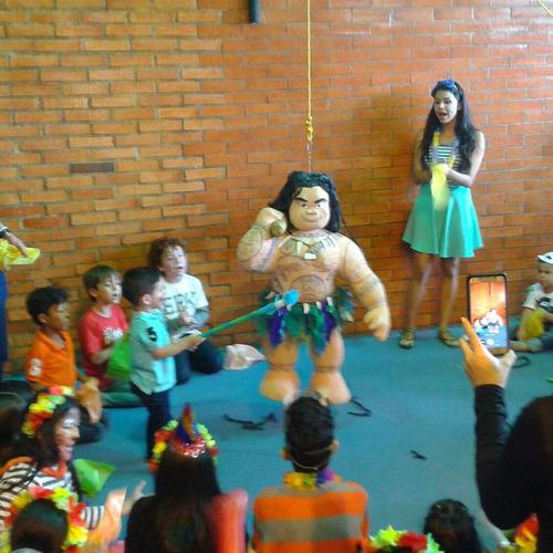 animación fiesta infantil