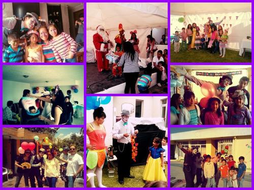 animacion fiesta show