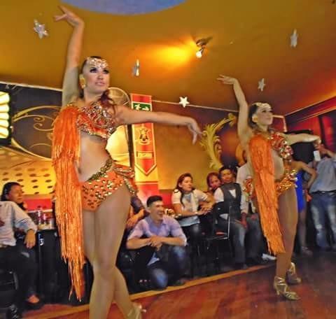 animación fiestas show baile