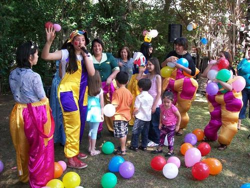 animacion infantil fiestas