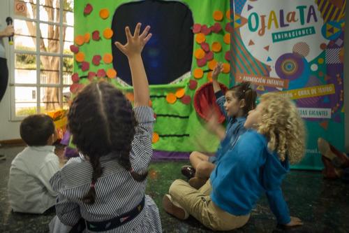 animación infantil y show de titeres cyber monday