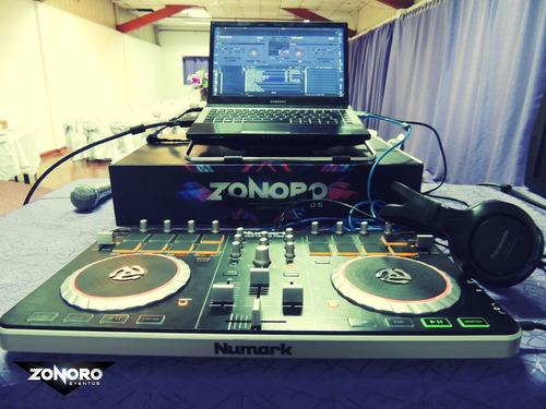 animación, karaoke, dj y música para eventos