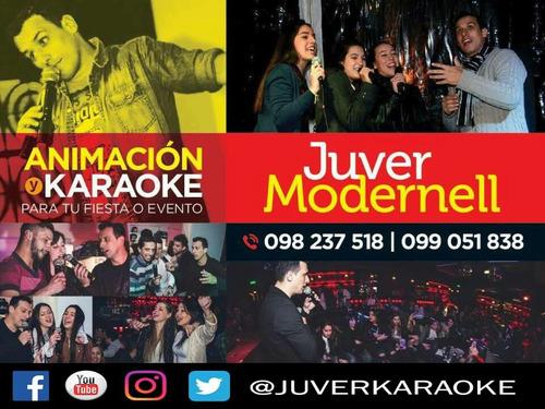 animacion - karaoke - fiestas - eventos