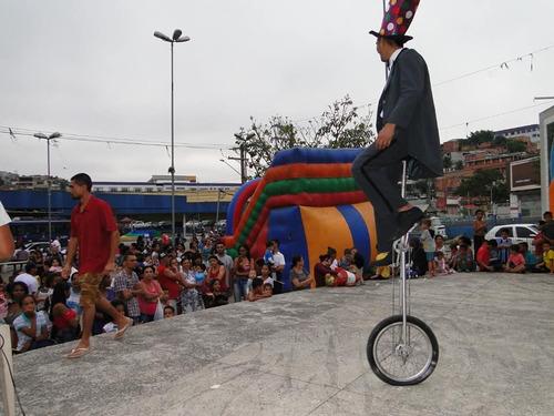 animacion para fiestas, eventos. zancos,monociclo,malabares