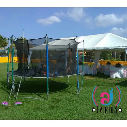 animación, recreación, cotufera, algodonera,  trampolin .
