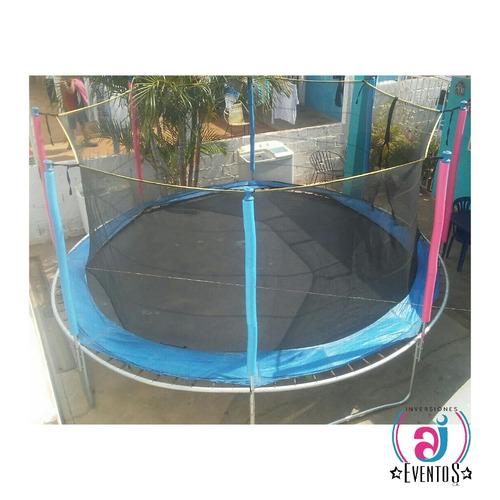animación, recreación, cotufera, algodonera,  trampolin.