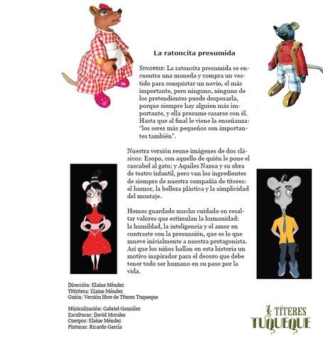 animación recreación show títeres fiesta cumpleaños piñata