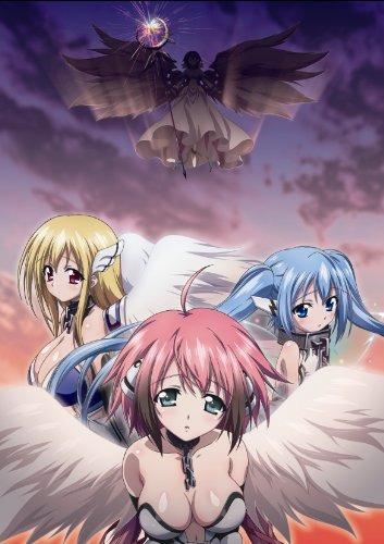 animación - sora no otoshimono la película: the angeloid of