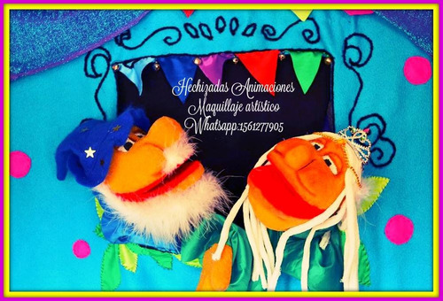 animación-títeres-burbujas-cuentos-show