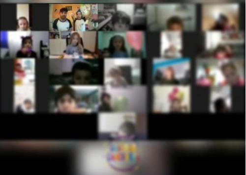 animacion virtual para todas las edades. festejos, zoomples