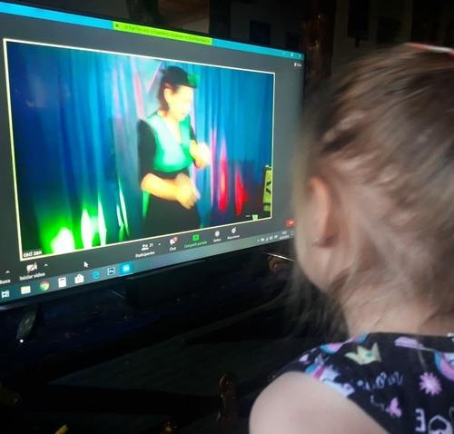 animación virtual y al aire libre. magia, burbujas y circo