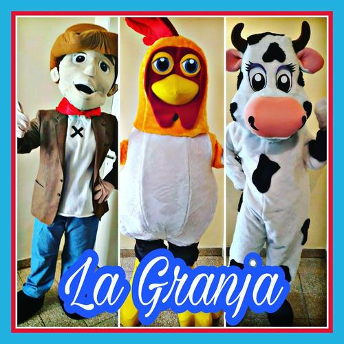 animaciones infantiles a domicilio con personajes títeres