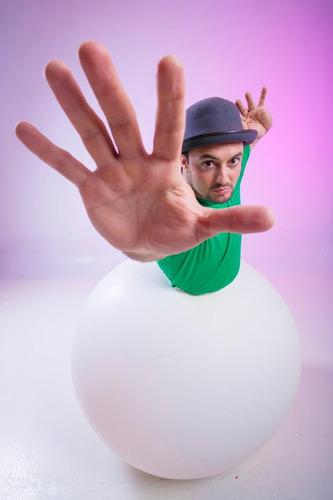 animaciones infantiles-circo-burbujas-zancos, show nocturno!