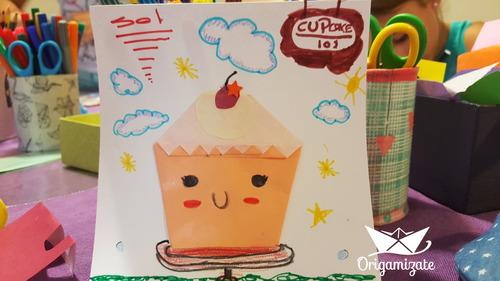 animaciones infantiles cumpleaños taller origami arte nenas