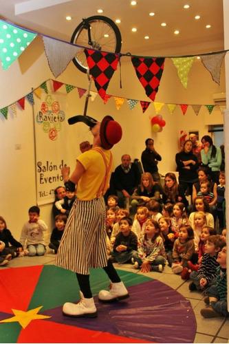 animaciones infantiles eventos circo show