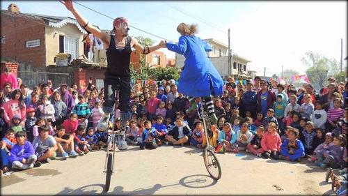 animaciones infantiles eventos show circo