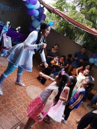 animaciones infantiles para cumpleaños, eventos, baby shower