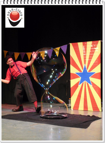 animaciones infantiles -  shows de circo