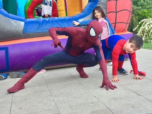 animaciones infantiles spiderman