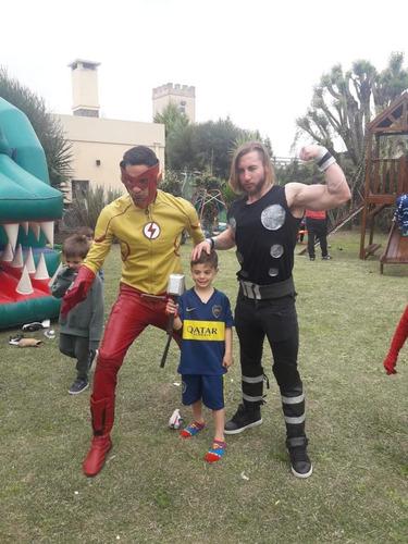 animaciones infantiles superheroes batman spiderman y mas