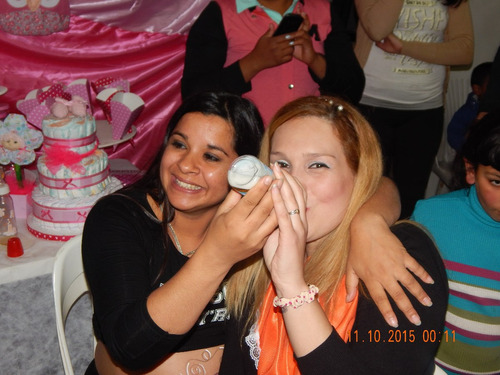 animaciones para baby shower! zona sur y capital federal