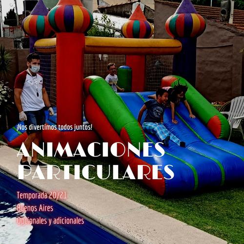 animaciones / shows / personajes / dj a domicilio malibu