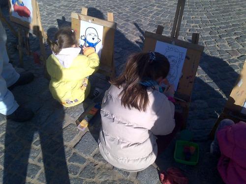 animaciones_infantiles - divertite pintando personajes!!!