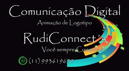 animações de logotipo