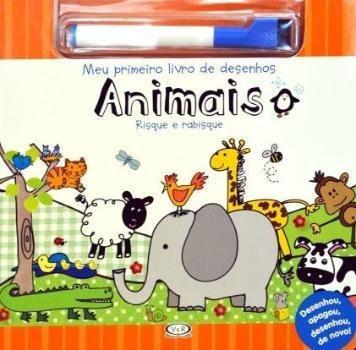 animais: meu primeiro livro de desenhos